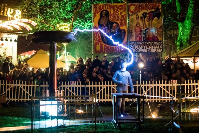 Den Haag, 29 december 2015. Carnaval 2015.